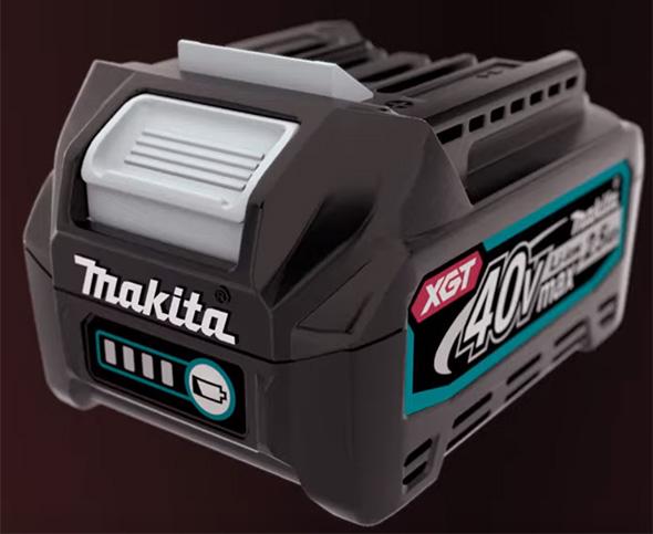 Makita XGT Cordless Power Tool Battery 40V