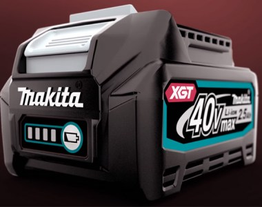 Makita XGT Cordless Power Tool Battery BL4025