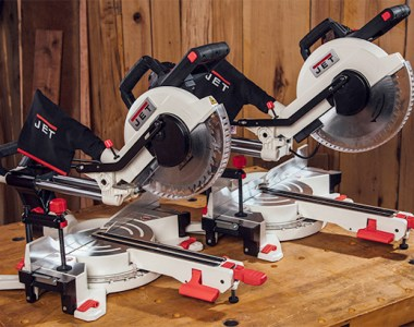 New Jet Sliding Miter Saws October 2019