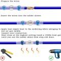 Waterproof Heat Shrink Wire Splice Connectors