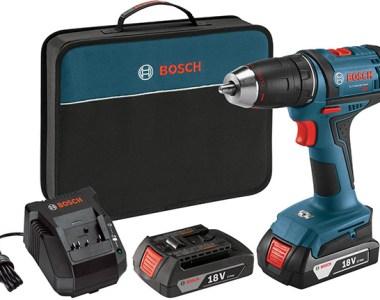 Bosch 18V DDB181 Cordless Drill Kit Deal
