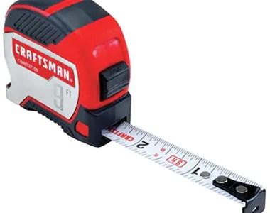 Craftsman Pocket Tape Measure Extended