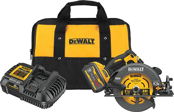 Dewakt FlexVolt Circular Saw Kit DCS578X1