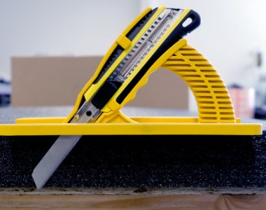 Fastcap Kaizen Foam Knife Sled - Straight Cuts