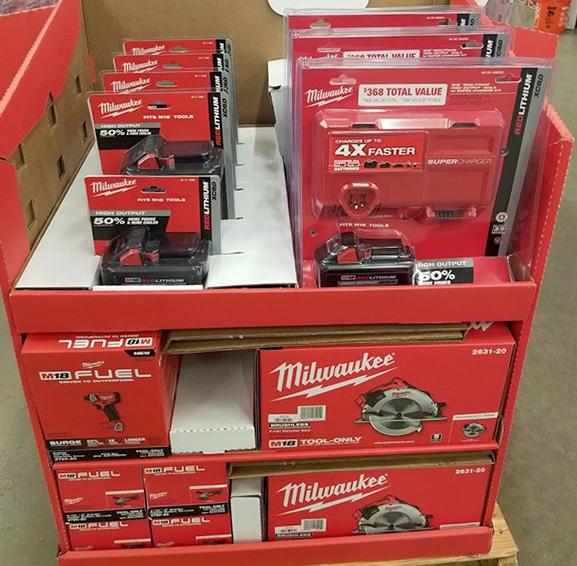 Home Depot Pro Black Friday 2019 Milwaukee M18 Cordless Power Tool Deals