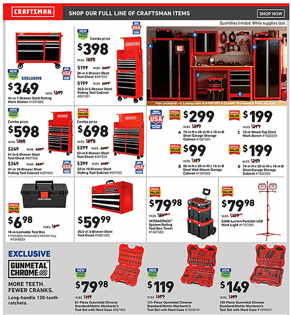 Lowes Black Friday 2019 Tool Deals Page 17