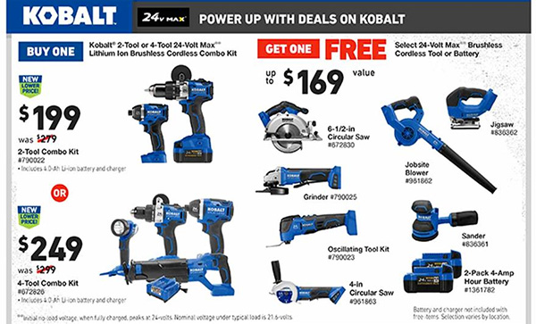 Lowes Black Friday 2019 Tool Deals Page 6
