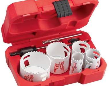 Milwaukee 49-22-4009 9pc Hole Dozer Hole Saw Set