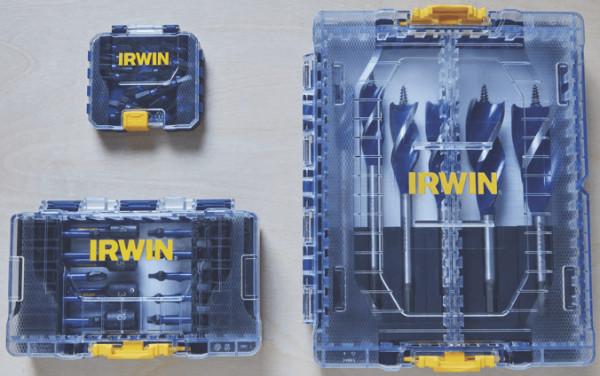 New Irwin Accessory Storage Case Family