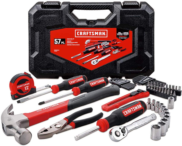 Craftsman Homeowner Hand Tool Set
