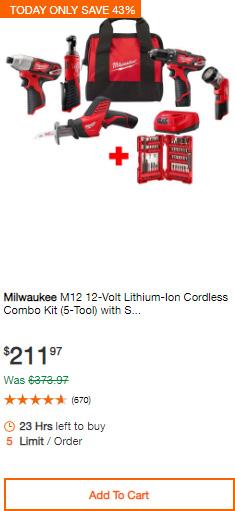 Home Depot Cyber Monday Dewalt Milwaukee Cordless Power Tool Deals Page 7