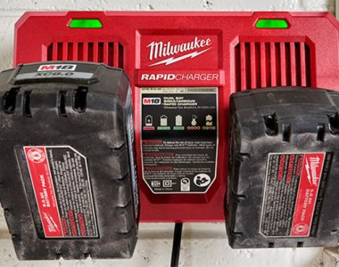 Milwaukee M18 2-Port Rapid Charger