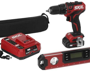 Skil 12V Max Brushless Drill Kit and Level Bundle