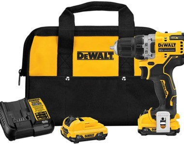 Dewalt DCD701F2 Xtreme SubCompact Drill Driver Kit