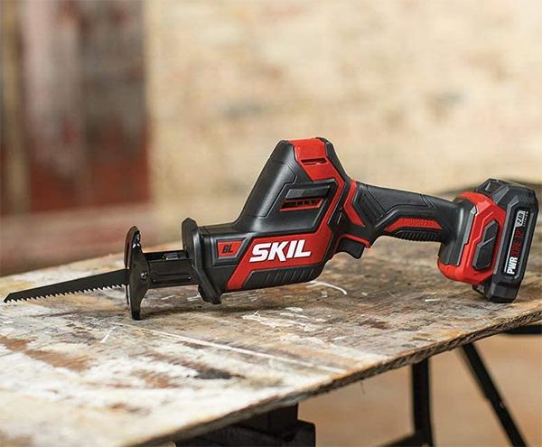 Skil Compact 12V Reciprocating Saw