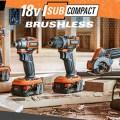 Ridgid 18V SubCompact Cordless Power Tools Launch 2020 Hero