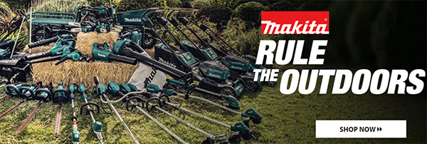 Makita Rule the Outdoors Promo