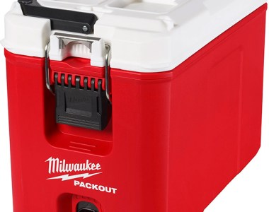 Milwaukee Packout Cooler Tool Box Closed