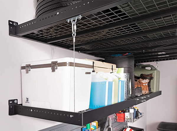 New Age Pro Wall Mount Shelf Stacked