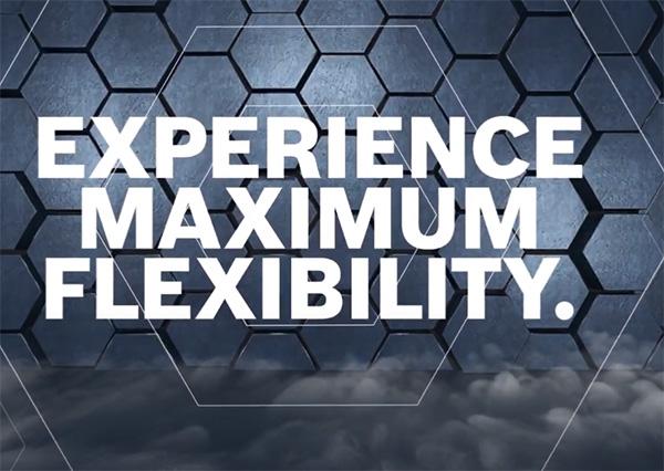 Bosch 18V Cordless Power Tool Alliance - Flexibility Slide