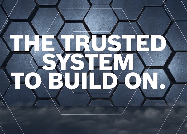Bosch 18V Cordless Power Tool Alliance - Trusted System Slide