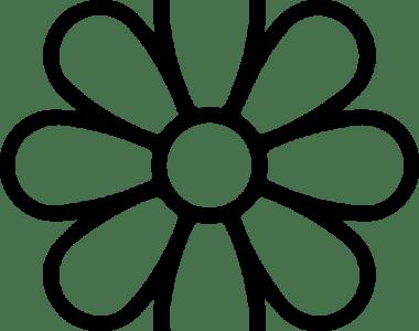 Flower 8 Lobe