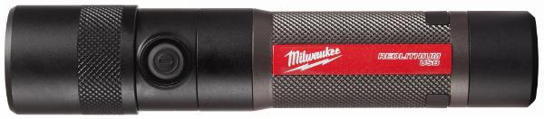 Milwaukee 2161-21 USB Rechargeable 1100L Twist Focus Flashlight