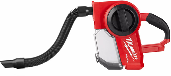 Milwaukee M18 Fuel Compact Vacuum with Hose and Nozzle