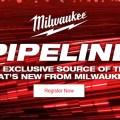 Milwaukee Pipeline NPS20