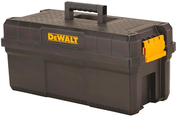 Dewalt Step Ladder Tool Box with Lid