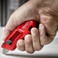 Milwaukee 48-22-1511 Compact Side Slide Utility Knife Cutting