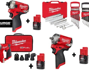 Milwaukee Tool Deals of the Day 9-8-2020