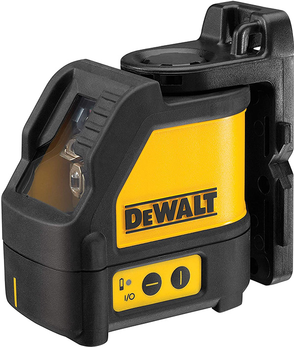 DEWALT DW088K Self-Leveling Cross Line Laser Level