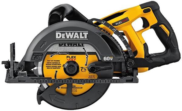 Dewalt FlexVolt Rear-Handle Cordless Circular Saw