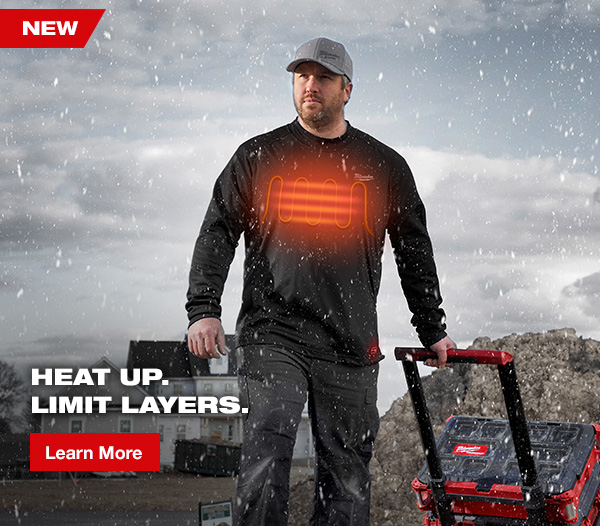 Milwaukee Heated Workskin Baselayer