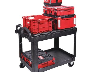Milwaukee Tool Custom Packout Utility Cart