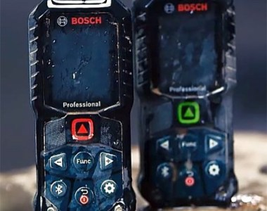 Bosch Professional Lasers in Green and Red