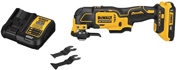 Dewalt DCS354D1 Oscillating Multi-Tool Kit