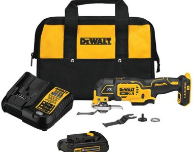 Dewalt DCS356D1 Oscillating Multi-Tool Kit
