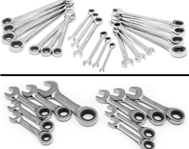 Husky 30pc Ratcheting Wrench Set