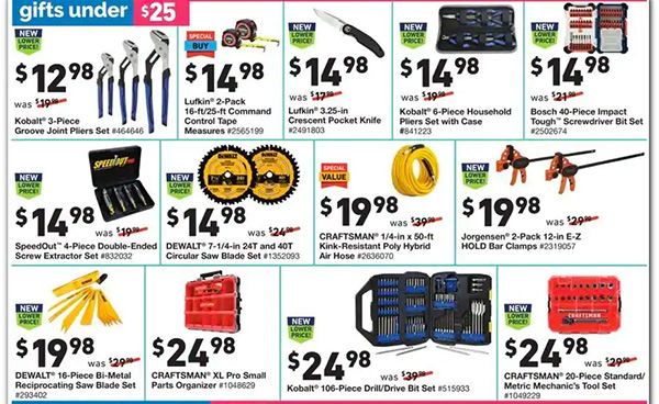 Lowes Black Friday 2020 Tool Deals Page 10
