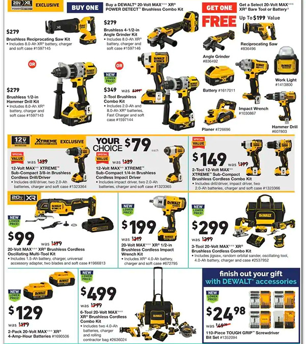 Lowes Black Friday 2020 Tool Deals Page 16