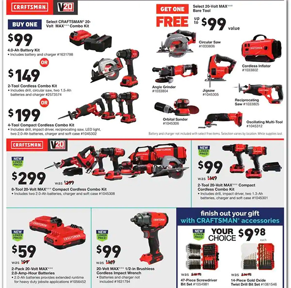 Lowes Black Friday 2020 Tool Deals Page 18
