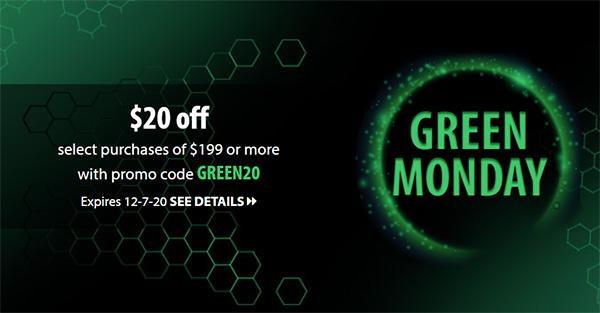 Acme Tools Green Monday Coupon 2020