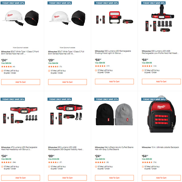 Home Depot Tool Deals of the Day 12-14-2020 Page 11