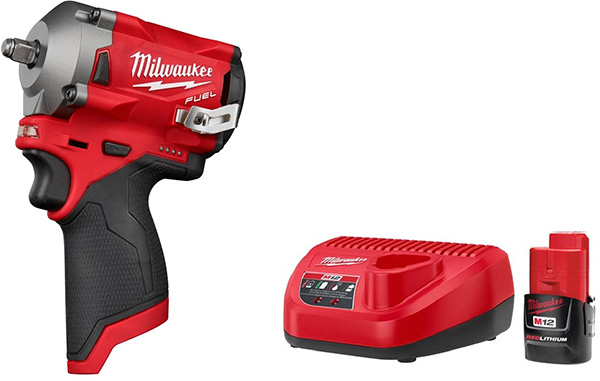 Milwaukee M12 Stubby Impact Wrench Special Buy Cyber 2020