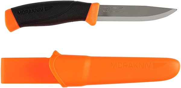 Mora Companion Knife Orange