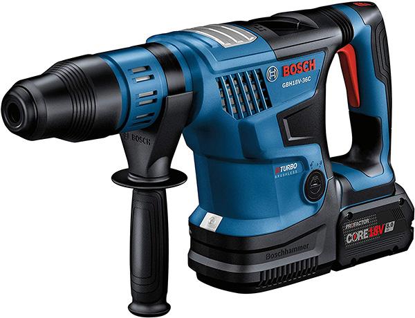 Bosch GBH18V-36CK24 18V GOON Rotary Hammer