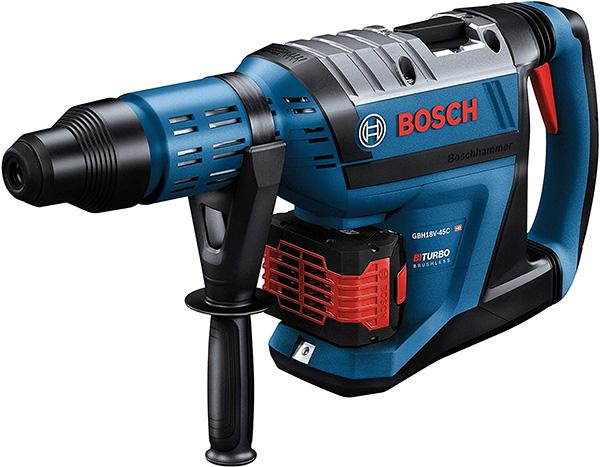Bosch GBH18V-45CK24 18V Hitman Cordless Rotary Hammer