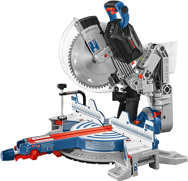 Bosch GCM18V-12GDCN 18V Surgeon Cordless Miter Saw Profactor Series